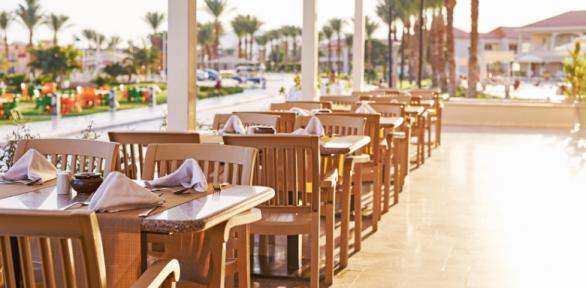 カフェやレストランなど飲食店のテラス席設置について